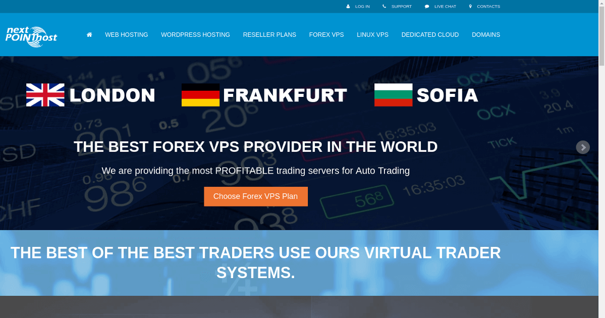 Best forex vps uk