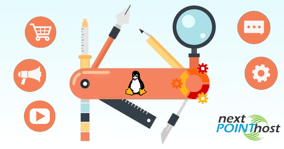 Linux VPS Servers - The Swiss Knife in the hosting!